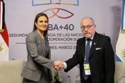 مصر والأرجنتين تتفقان على التعاون الاقتصادي وزيادة الاستثمارات والتبادل التجارى