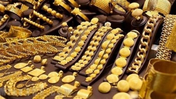 انخفاض طفيف في أسعار الذهب في الأسواق اليمنية اليوم الخميس 22 أغسطس 2019م