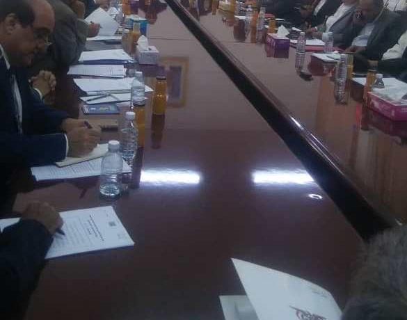 جمعية البنوك اليمنية تشارك في اللقاء التشاوري المكرس لاستقرار السوق المصرفية