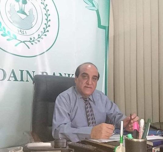 الأستاذ / صالح رشيد حميد : مدير مصرف الرافدين في صنعاء .. يدعو  إلى حياد عمل البنك المركزي وقطاع الصرافة في اليمن .