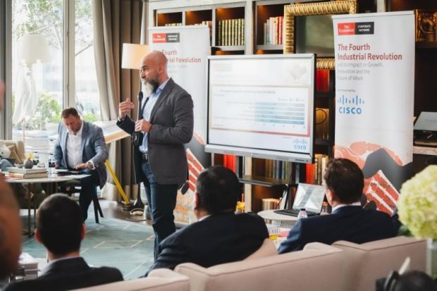 دراسة حديثة: التحوّل الرقمي هو الفرصة الأهم في الشرق الأوسط